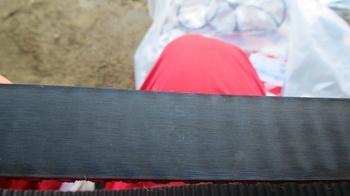 古いタイミングベルトをよく見る.jpg